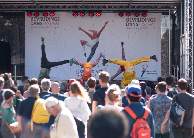 Aftermovie Bevrijdingsdans Festival 5 mei 2019