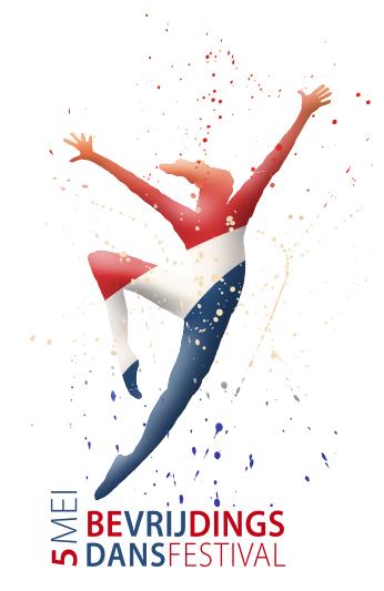 Bevrijdingsdans Festival Logo